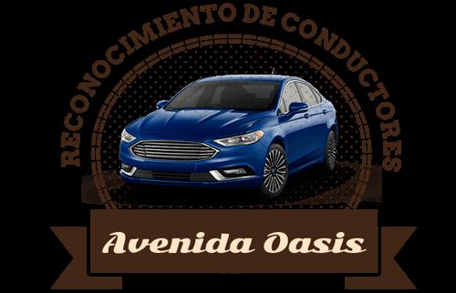 Centro de Reconocimiento de Conductores Avenida Oasis